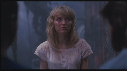 And Not Patricia Arquette as Kristen Parker, survivors from the last Nightmare. And Not Patricia Arquette as Kristen Parker, survivors from the last Nightmare.