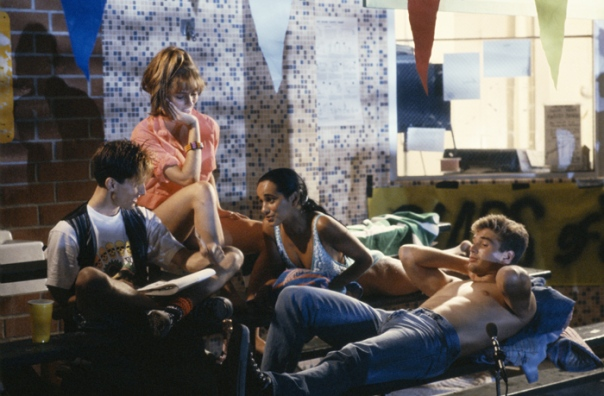 Joe Seeley as Mark and Erika Anderson as Greta are okay but flat. Danny Hassell as Dan is all right with what he's given. It's Kelly Jo Minter as Yvonne, though, that is watchable (and not because she spends so much time in a bathing suit).