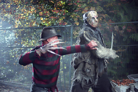 Freddy versus whom?