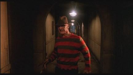 One of the few creepy Freddy scenes in The Dream Child.