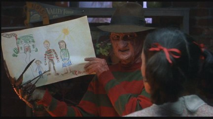A Krueger family reunion.