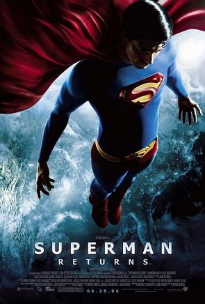 01 Superman Returns Poster