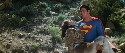 """Nnnnnooooooooooo!"" This isn't what he meant when he asked Lois to get dirty with him."