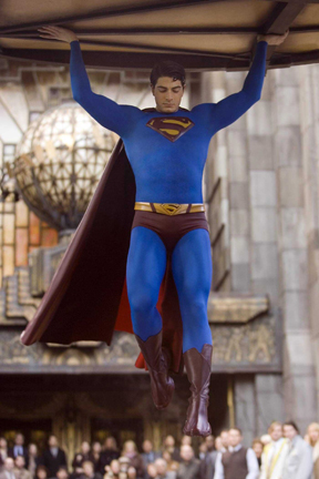 Super(yawn)man.