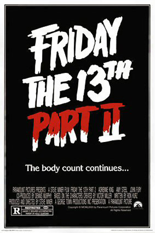 Friday_the_13th_part2 Poster