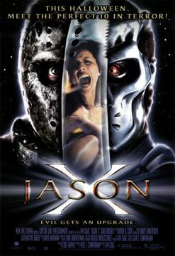 JasonX Poster