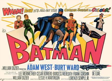 Batman 66 Poster