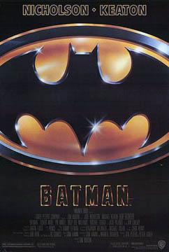 Batman 89 Poster