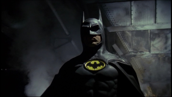 """See this bat on my chest? You've never seen it before, and you ain't gonna see it again!"""