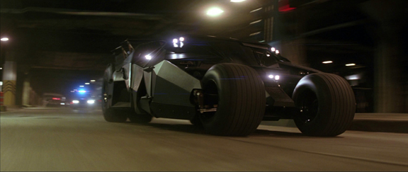 I'd drive it...straight into a wall! I'm not man enough to handle this! I'm barely man enough to pee standing up!