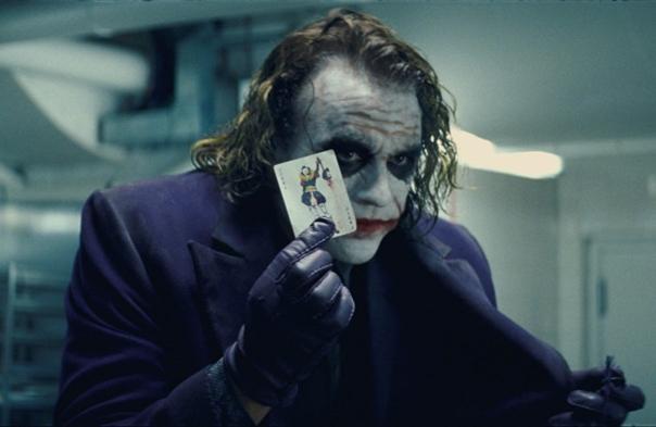 """So, a clown walks into a mob meeting..."""