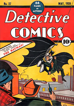 Batman Afterword Det 27