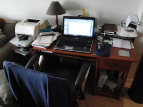 My Workspace - 2015